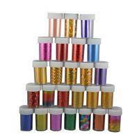 bead storage system - New arrival rolls Nail Art Transfer Foils Set Free Adhesive Acrylic Gel System Tips Decoratio