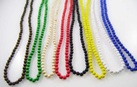 Mexican goodwood - fashion NEW ARRIVAL goodwood good wood hip pop wood beads rosary necklace