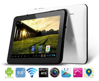 Wholesale 9 inch AllWinner A13 Android tablet pc M GB Dual Cameras Capacitive T910