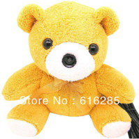 Wholesale Super clear drive free video doll camera laptop desktop computers video with microphone Teddy Bear