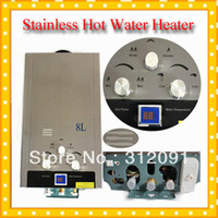 Wholesale New Energy Saving High Quality Tankless L Natural Gas Instant Hot Water Heater