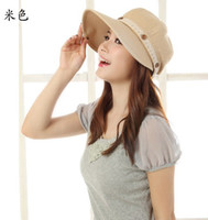 Wholesale Ms summer cycling UV sun hat child sunscreen large brimmed hat