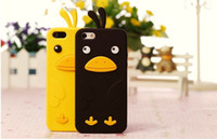 For Apple iPhone chicken run - iPhone Chicken Run Pattern Silicone Silicon Gel Cover Case Skin for iPhone S