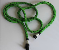 Wholesale 50 FT Expandable Flexible Water Garden Hose Green Color