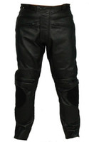 Wholesale windproof waterproof Special DUHAN PU leather racing pants popular brands pants motorcycle pants