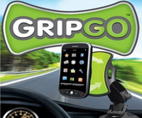 Wholesale the new hot selling GripGo Mobile Phone Holder Gps holder with retail box