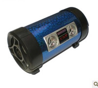 21 car subwoofer car audio - Brand New inch subwoofer V universal motorcycle electric car audio subwoofer with tweeter D