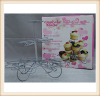 Wholesale Cup Cake Cupcake Dessert Buffet Tier Tree Stand Holder Pedestal Wedding Party Decoration
