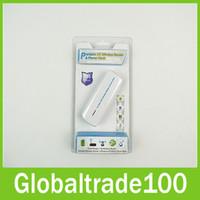 Cheap 3 in 1 Mini 3G Wifi Router & 1800mAh Portable Power Pack Bank & 3G Hotspot Wireless Wifi Free DHL Shipping