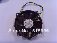 Wholesale NEW EVERFLOW F129025SU V four wire velocimetry Pwm fan wire cooling fan CM CPU fan