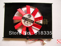 All ati dual - Original AMD FirePro V4900 W600 ATI V4900 W600 professional graphics card graphics card fan