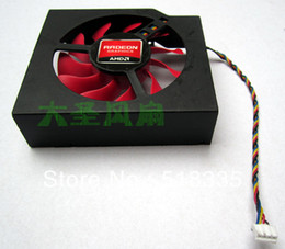 Wholesale AMD ATI reference board graphics card fan Firstd FD8015U12S A