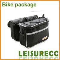 Wholesale Quad Bike Front Bag Bicycle Bag Top Tube Bag Saddle Bags Tube Wrap MTB Pannier Bags