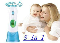 Wholesale 50PC Ear Infrared Thermometer Baby Or Adult Digital in Forehead Infrared Thermometer Multi Functional