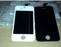 Wholesale For Apple iPhone G S GS Original LCD Display Digitizer Touch Screen Assembly CDMA GSM Tools