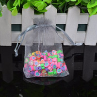 Wholesale Promotion mm Round Printing Flower Heart plastic Beads Fashion Children DIY Jewelry Beads sent orangza bag free
