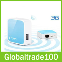 Wireless Soho 3G TP LINK TL WR703N Mini Portable 3G Wifi Wireless Router 150Mbps IEEE 802.11 b g n Free DHL Shipping