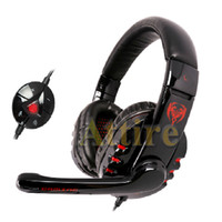 Wired MP3/MP4/Cell Phone/Computer Stereo Amazing sounds Genuine Somic G927 7.1 Surround Professional games headphone Headset Stereo Headphone