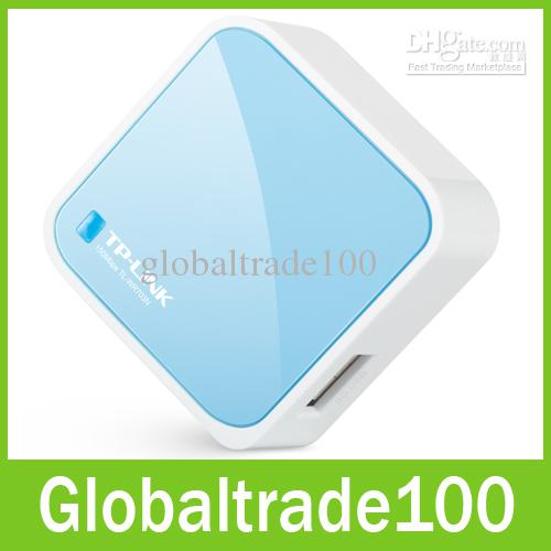 Buy TP LINK Mini Portable 3G Wifi Wireless Router 150Mbps IEEE 802.11 n b g TL-WR703N Free DHL