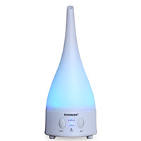 Wholesale 2013 NEW Color changing Ultrasonic Air Humidifier and Aroma Diffuser Lamp Air purifier Air ioniser