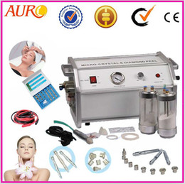 Professional Crystal and Microdermabrasion skin peeling Beauty Machine Au-8304A