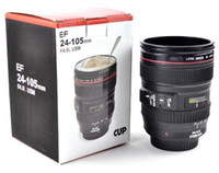 Wholesale CPAM Coffee camera lens mug cup Caniam logo Drop shipping