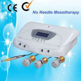 Wholesale Christmas promotion Professional no needle electroporation mesotherapy beauty equipment