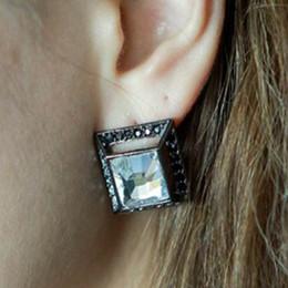 Diamond Earrings high quality lovely earring fashion jewelry earrings wedding stud earrings