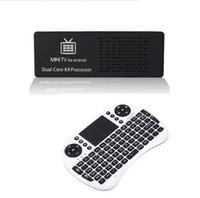Dual Core Not Included 1080P (Full-HD) MK808B MINI PC Smart Android 4.2 TV BOX HDMI Dongle Player Bluetooth Dual Core Cortex-A9 RAM 1GB 8GB With Mini Wireless Keyboard