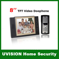 Wholesale Home Security inch LCD Video Door Phone Doorbell Intercom Video System