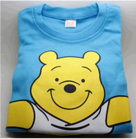 Wholesale 2013 Cute Children Kids Clothing Cartoon Dresses boys cartoon T shirts cotton long sleeves T shirts Shirt sweatershirts Lots40
