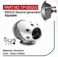 Wholesale Universal Black SQV SSQV Bov Turbo Blow Off Valve Bov with Adapter Flange DA DC2