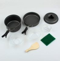 Wholesale High Performance Pot Bowl Camping Cook Set