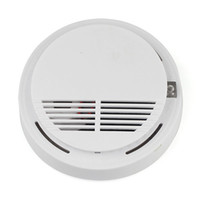 smoke detectors - High Quality V Independent Smoke The Concentration Detection Alarm Ion Smoke Detector Fire Alarm SS F2051B
