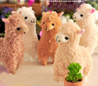 Movies & TV horse doll - Arpakasso animal inches horse cute horse plush toys Alpaca doll styles grass mud