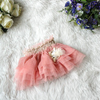 Wholesale 2013 summer new Baby Kids Clothing Childrens girls skirts chiffon dance lace flower white tutu dress JO