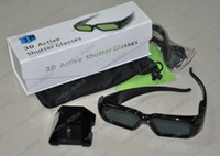 Wholesale XYA39 D Glasses Kit for Nvidia D Vision Software on PC with Transmitter