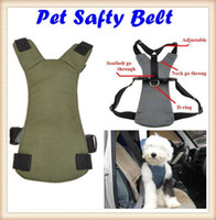 Wholesale Cool Cat Dog Pet Safety Seatbelt for Car Vehicle Harness Car Seat Safety Belt