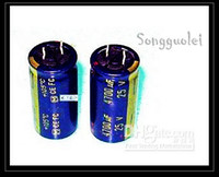 Wholesale AAA The electrolytic capacitor original Japanese pitched Panasonic capacitor v470uf high frequency