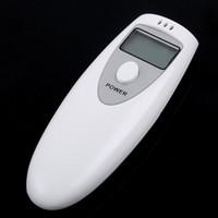 Wholesale 2013 Newest Mini LCD Digital Breath Alcohol Tester Portable Breathalyzer Digital Analyzer LCD Alcohol Breath Analyzer
