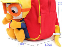 Wholesale Korea small penguin cartoon bag backpack shoulders preschool children