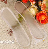Wholesale Freeshipping Gel Soft Invisible Silicone High Heel Feet Gel Cushion Pads Inso