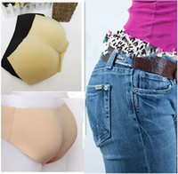 Wholesale Underwear Butt Hip Enhancer Padded Shaper Panties Bum Booty Booster Pad high quality