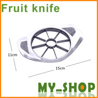 Wholesale Apple Cutter Fruit Slicer Stainless Steel Vegetable Slicer JJ0903