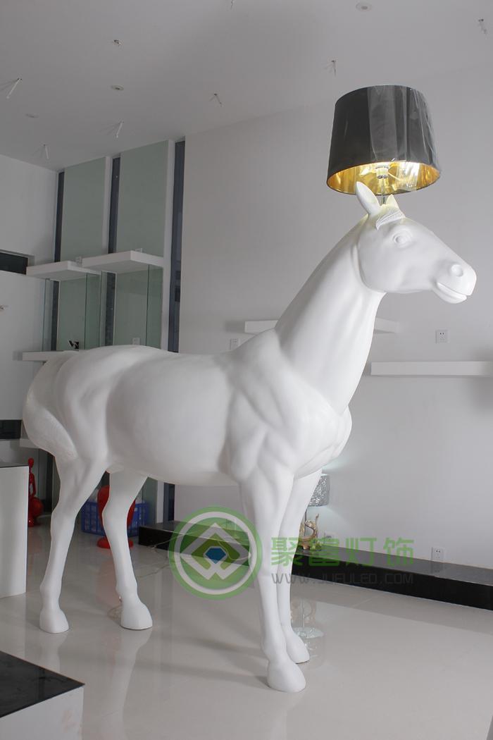 Office floor lamp decorticosis wholesale floor lamp buy no5 the moooi horse floor lamphome mozeypictures Gallery