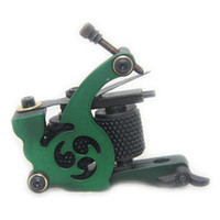 Other Material Machine alloy warehouse - Aluminum Alloy Tattoo Machine Gun for Shader Wraps Tattoo Kits Supplies USA warehouse WS MH014