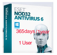 Wholesale Promotion Sales ESET NOD32 Antivirus smart security year user English version days with user name password
