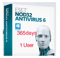 Wholesale Brand NEW ESET nod32 antivirus new anti virus eset nod32 smart security software activation code nod32 day user Account