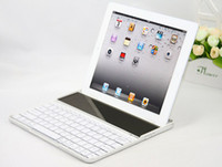 Newest!!! Solar Bluetooth keyboard case For ipad 2 3 4 Wirel...