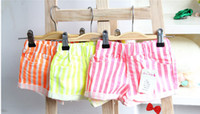 Wholesale new girls candy color shorts kids high quality lovely pants children fashion clothing lcagmy